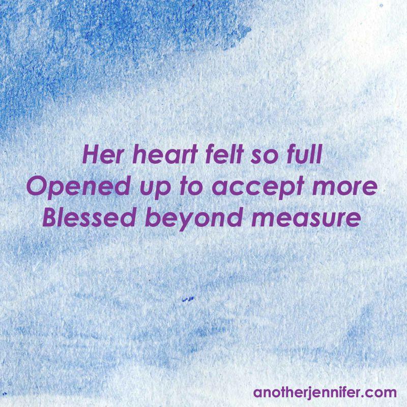 heart haiku