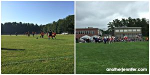 Wordless Wednesday: Fall Sports Weekends