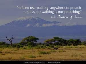 1MT Mt. Kilimanjaro Climb for Peace #1MTforPeace