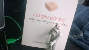 Philanthropy Friday: A #SimpleGiving Interview on the Coach Daddy Blog