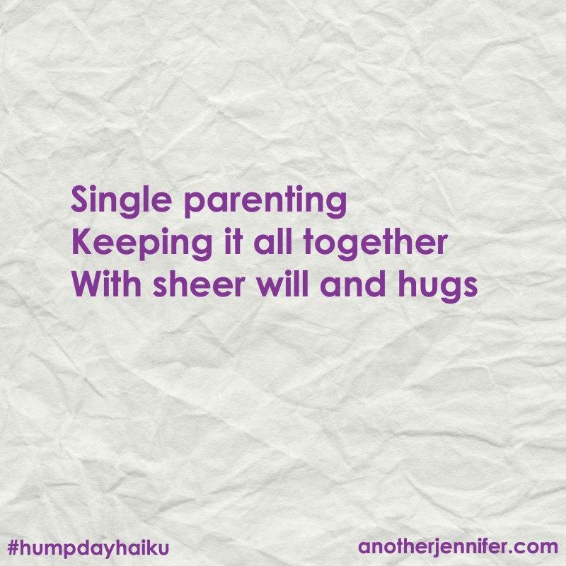 singleparentinghaiku