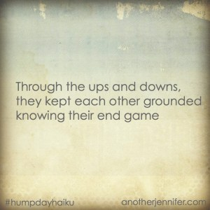 Hump Day Haiku: Grounded