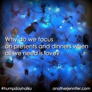 Hump Day Haiku: All We Need is Love