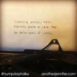 dignity haiku