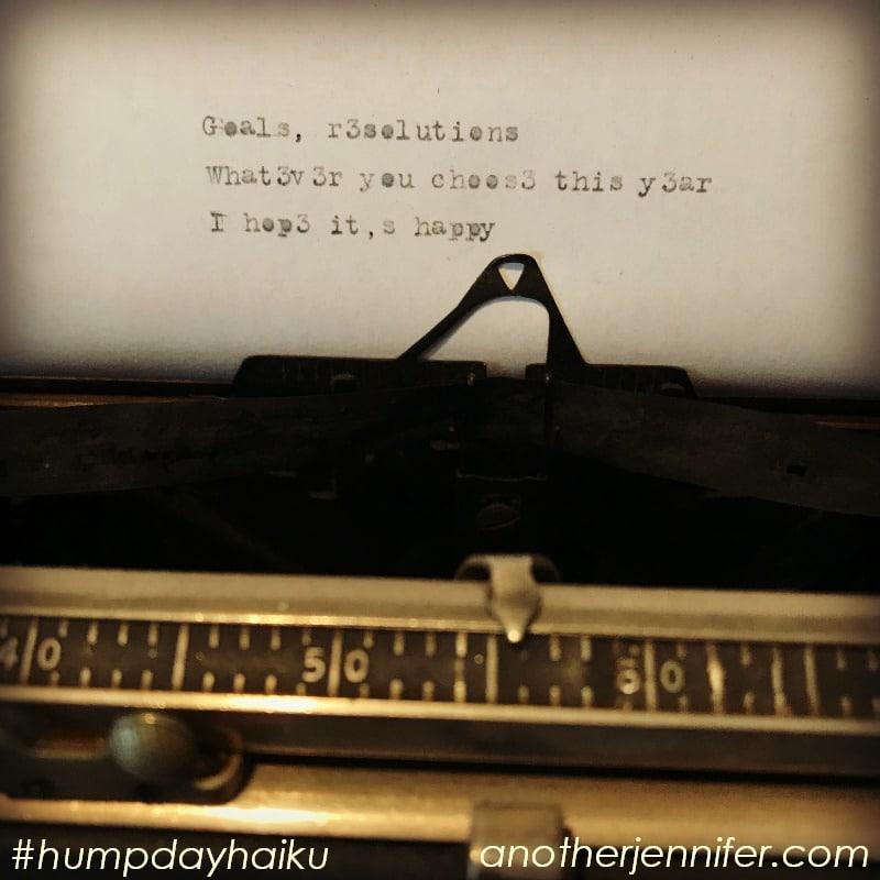new year haiku