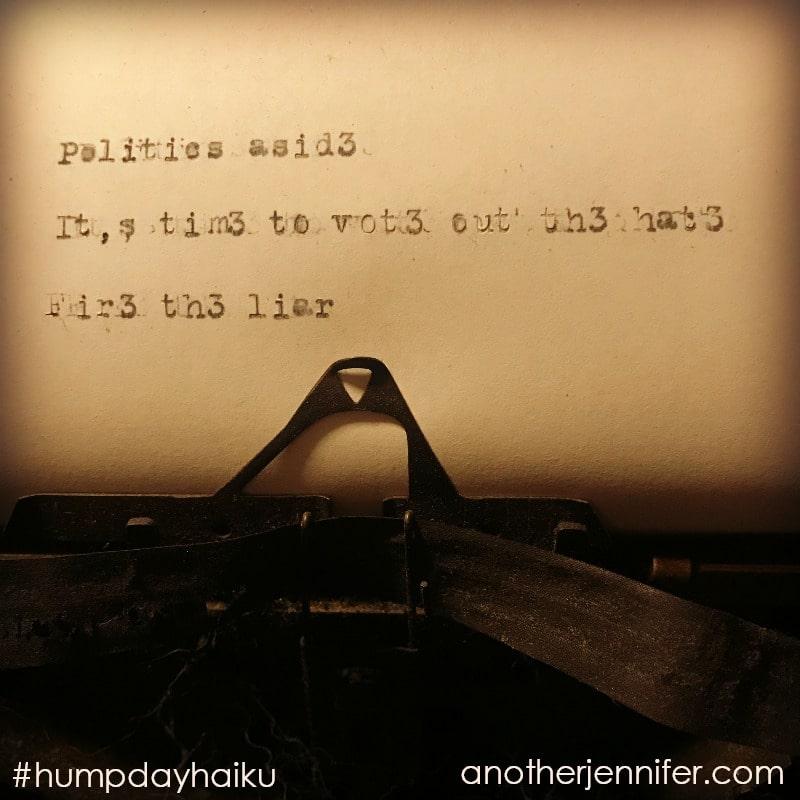 fire the liar haiku