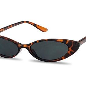 Amazon Oval Cateye Sunglasses ($10)