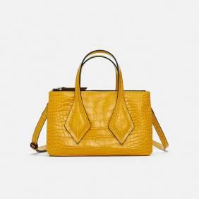 Zara Embossed Mini Tote Bag ($46)