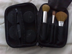 Bare Minerals Expandable Makeup Bag