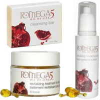 Pomega Natural Skin Care