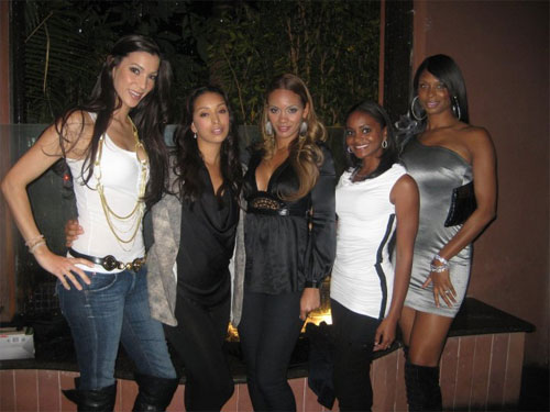 NBA Basketball Wives