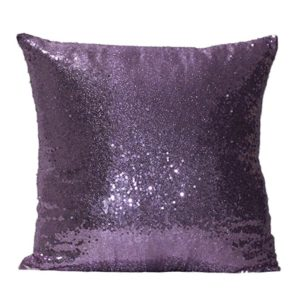 Royal Nursery Purple Pillow