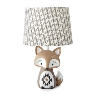 Nature Nursery Fox Lamp