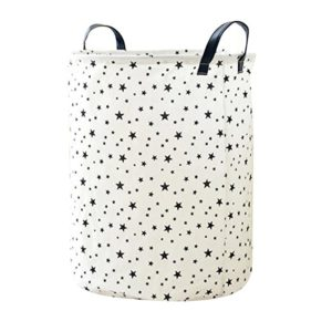 Moon And Stars Nursery Laundry Basket