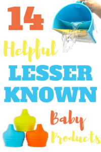 14 Helpful Lesser-known Baby Products