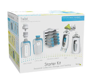 Breast Milk Storage Kit