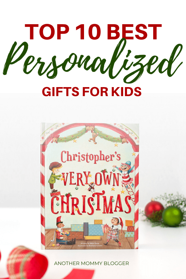 10 Personalized Gifts For Kids