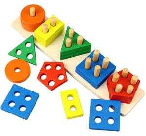 Color and Shape Puzzle