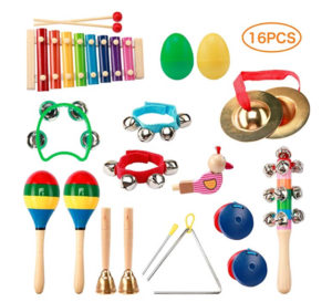 Kids music instruments