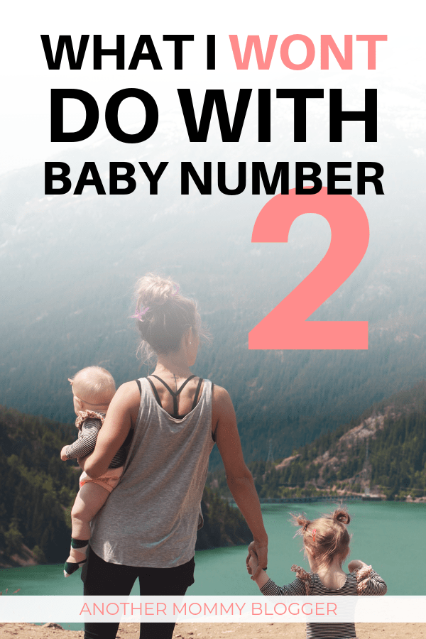 Second baby tips