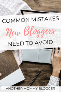 7 Mistakes I Made My First Year Blogging