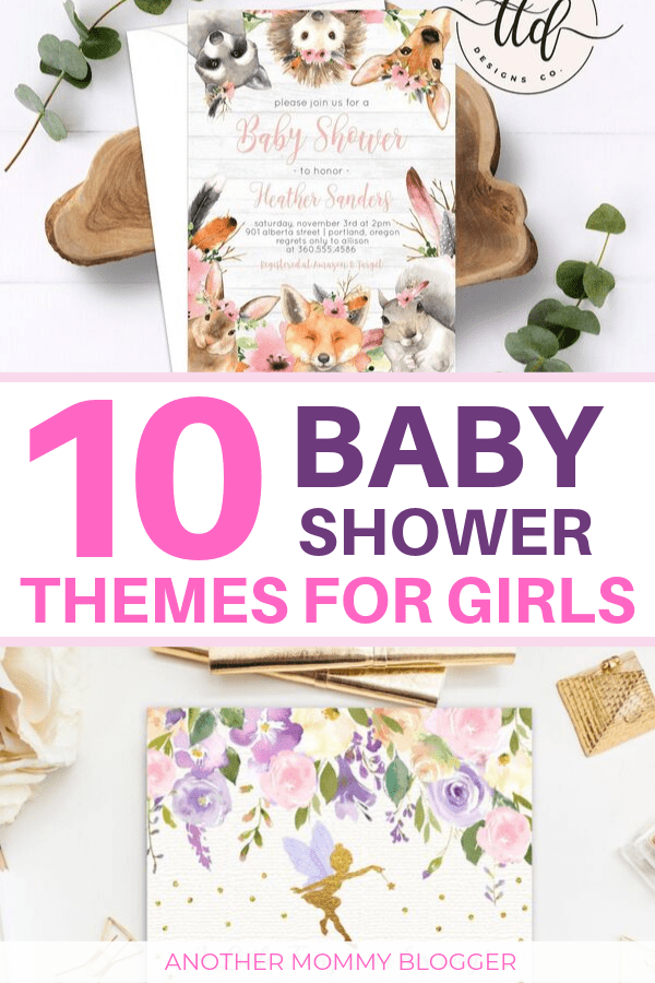 10 Beautiful Baby Shower Themes For Baby Girls. Find the perfect baby shower decoration here.
