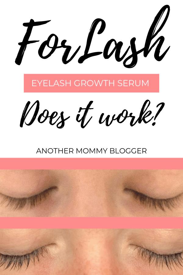 ForLash Eyelash Serum review