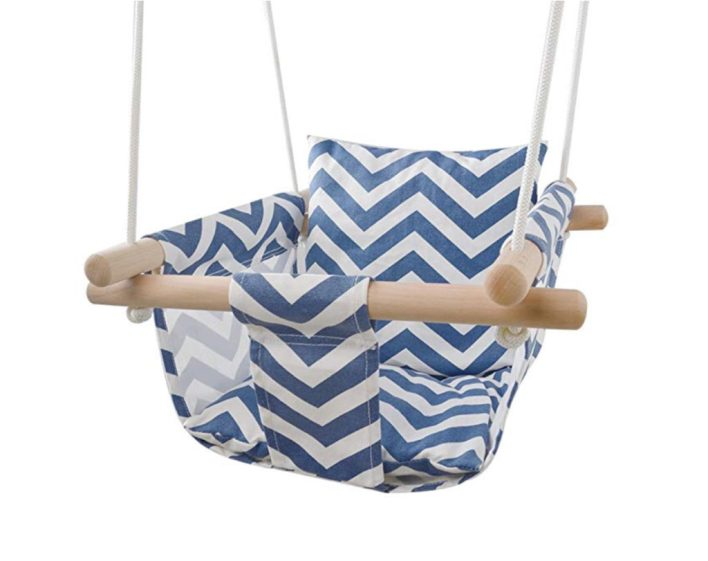 Tree swing for babies and toddlers