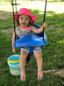 Sun hat for toddlers