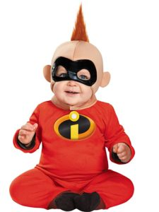 Jack Jack Incredibles Family Halloween Costume
