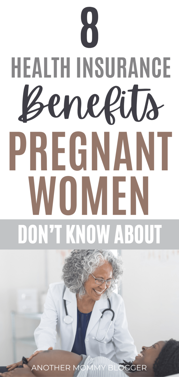 These are pregnancy freebies you can get through your health insurance. #pregnancy