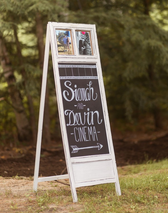 Wedding Decoration Sign Ideas