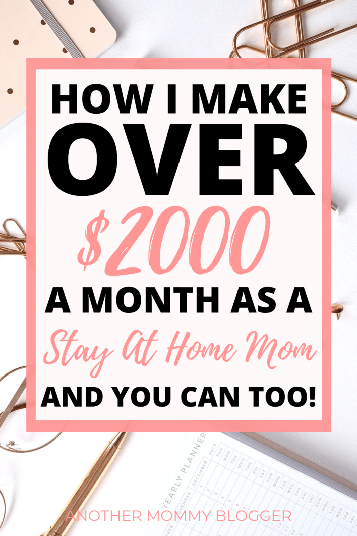 Want to make money from home? Find out how. #blogging #makemoneyonline