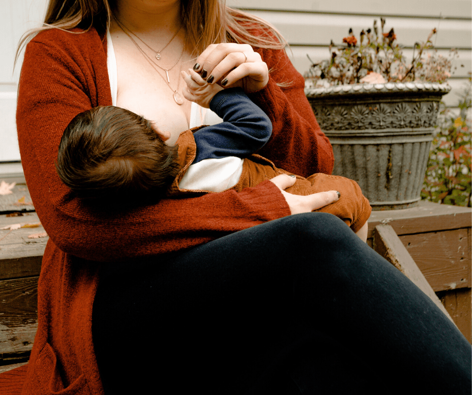 20 Things You Need To Breastfeed