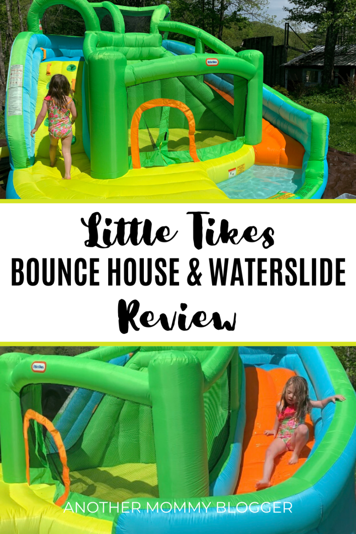 We love our Little Tikes 2-in-1 Wet 'n Dry Inflatable Bounce House And Waterslide. Here's our honest review.