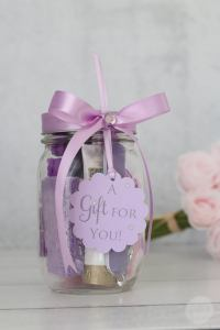 Manicure in a jar baby shower prize for games