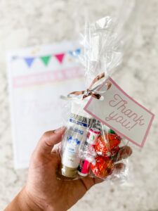 What to put in gift bags for labor and delivery nurses