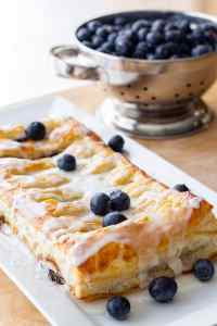 Freezer Blueberry Danish Breakfast