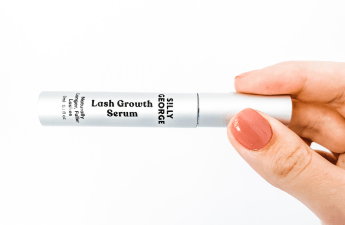 Silly George Eyelash Serum Review