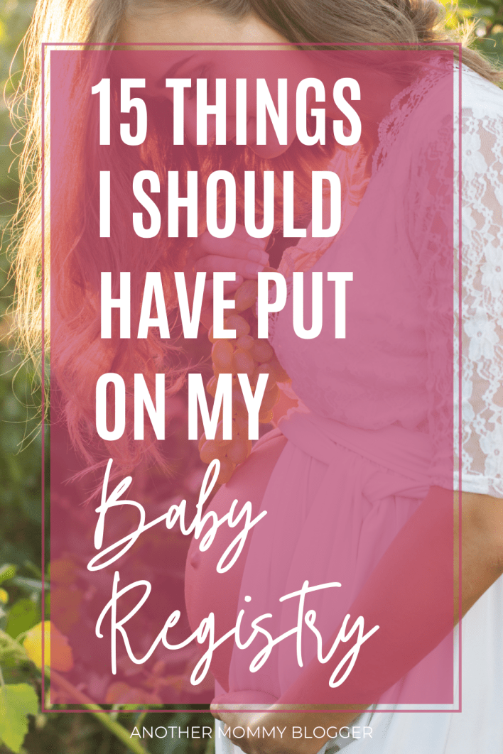 Don't know what you need for baby? These baby essentials should be on your baby registry checklist.