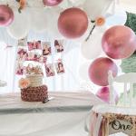 Girls first birthday party ideas