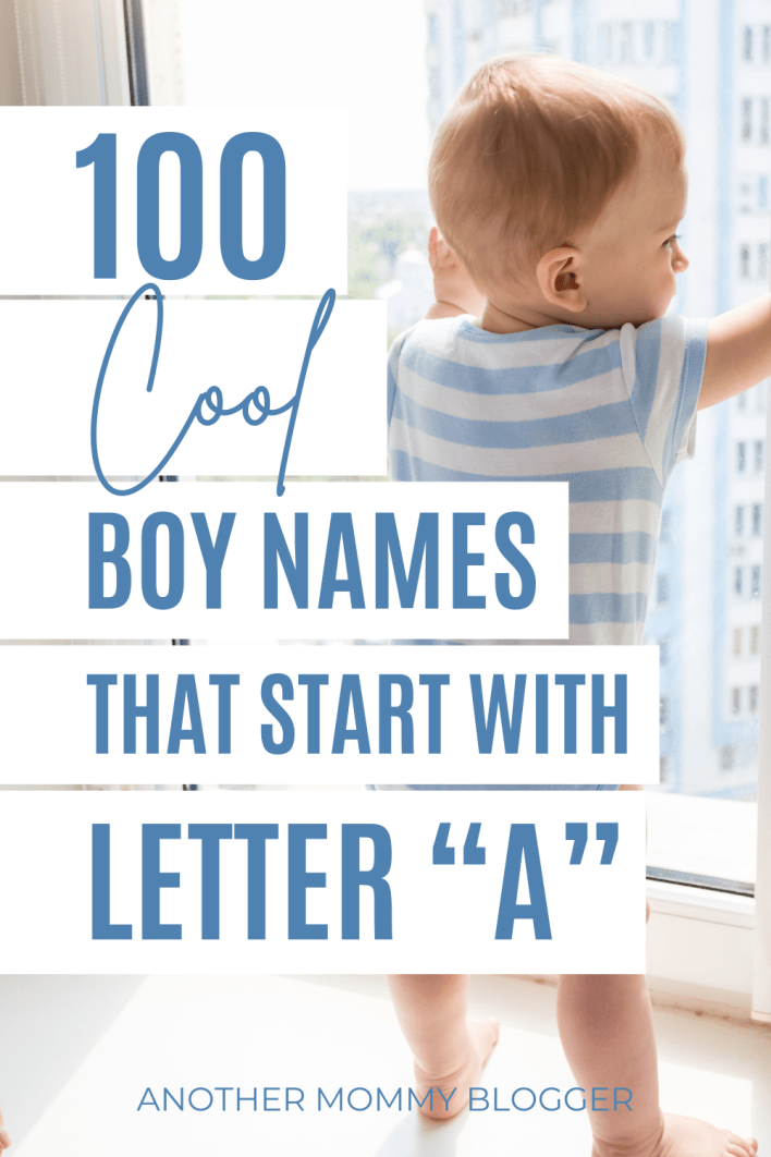 These are uncommon boy names that start with a! This is a baby boy names list of unique boy names that start with a and their meanings. This list also has vintage boy names, modern boy names, and classic baby boy names so you're sure to find something you like.