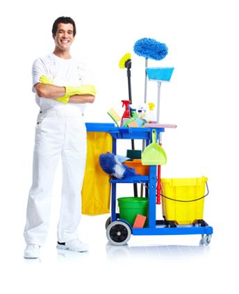 petugas kebersihan kantor cleaning service