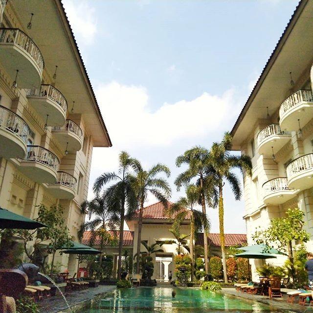 the phoenix hotel jogja
