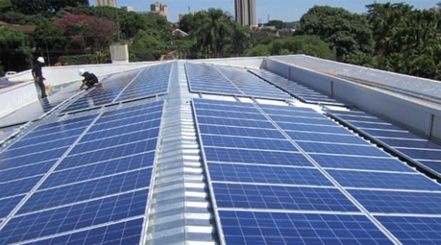 sewa dan pasang solar cell photovoltaic