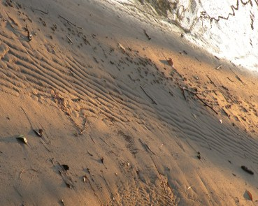 Patterns - Sand and Water