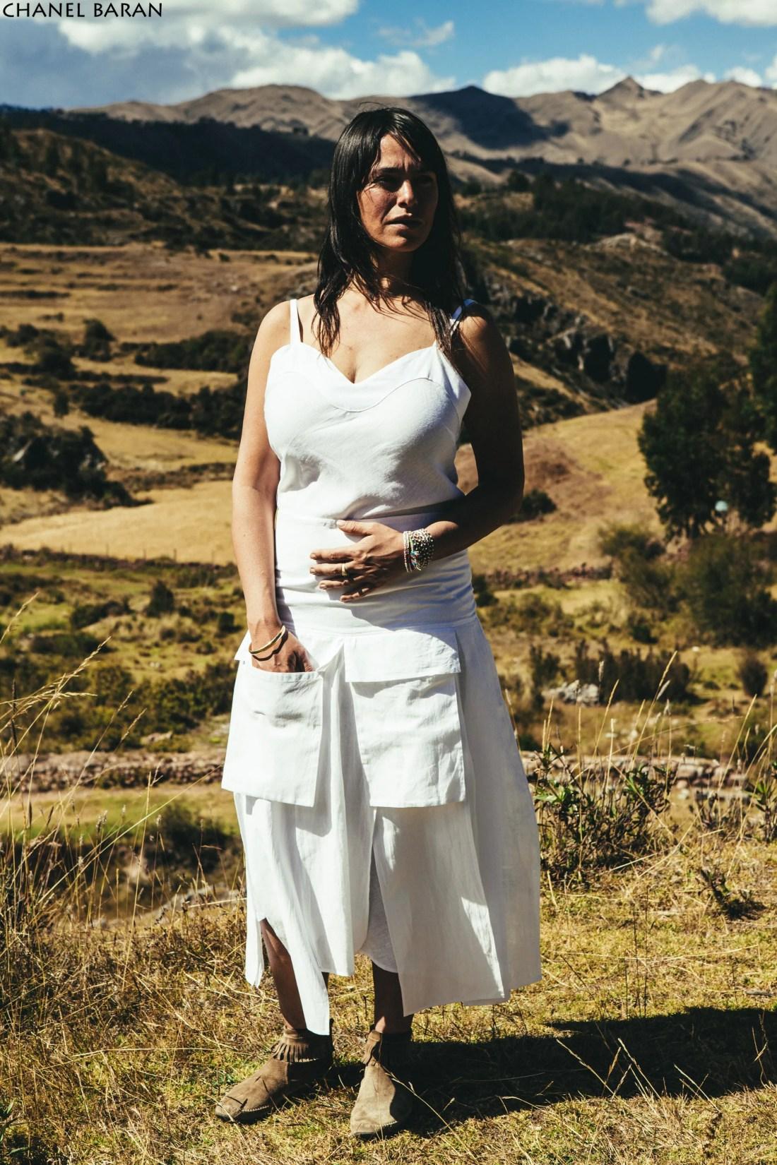 Long Cami Dress $60 USD Sash Skirt $100 USD
