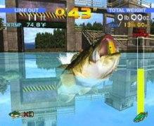 Sega Bass Fishing6