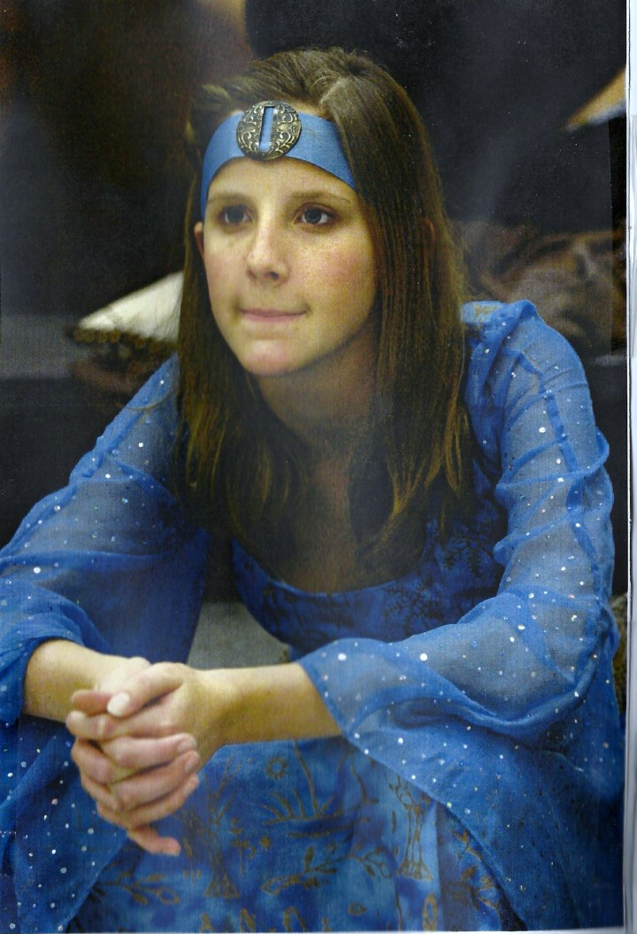 Katherine as Miranda