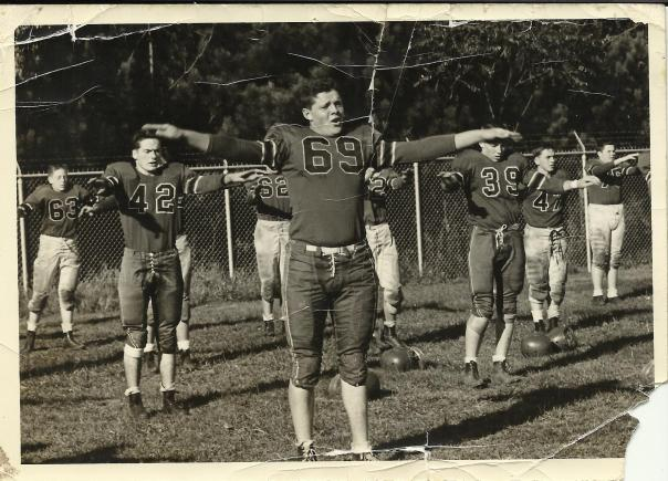 HIgh school football photo